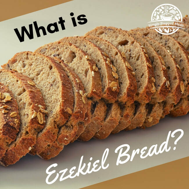 What Is Ezekiel Bread